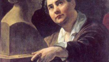 Портрет скульптора Ивана Витали