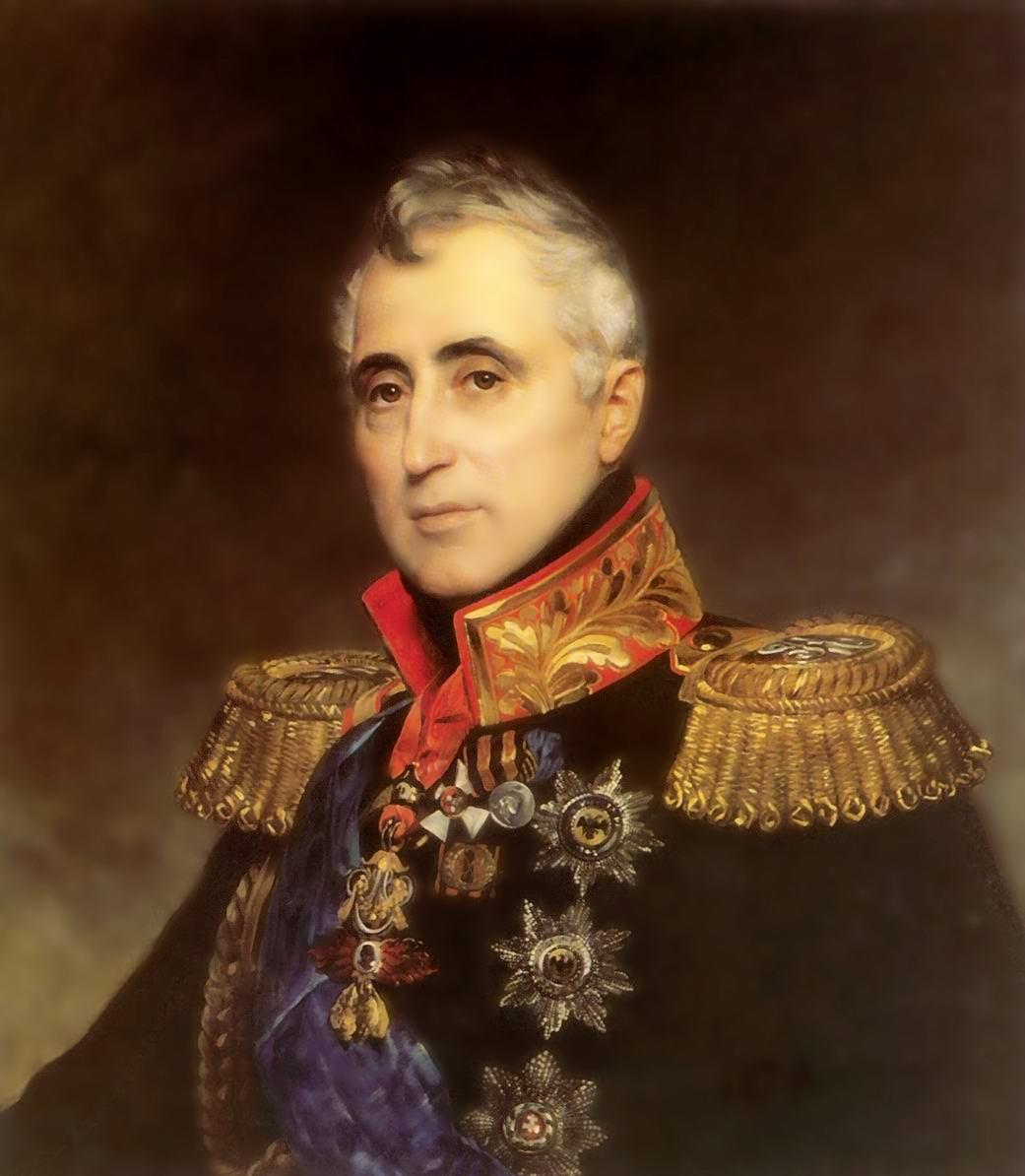Портрет графа К.А. Поццо ди Борго, Брюллов Карл Павлович