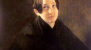 Портрет Е.И. Дурновой, жены художника И.Т. Дурнова