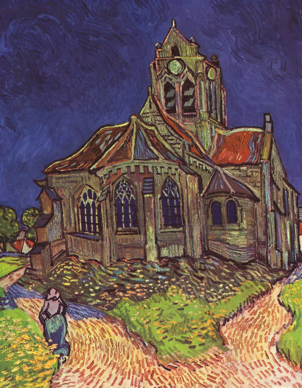Церковь в Овере, Ван Гог Винсент Виллем