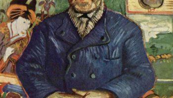 Портрет Папаши Танги (второй вариант)