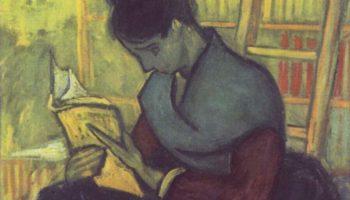 Читательница романа