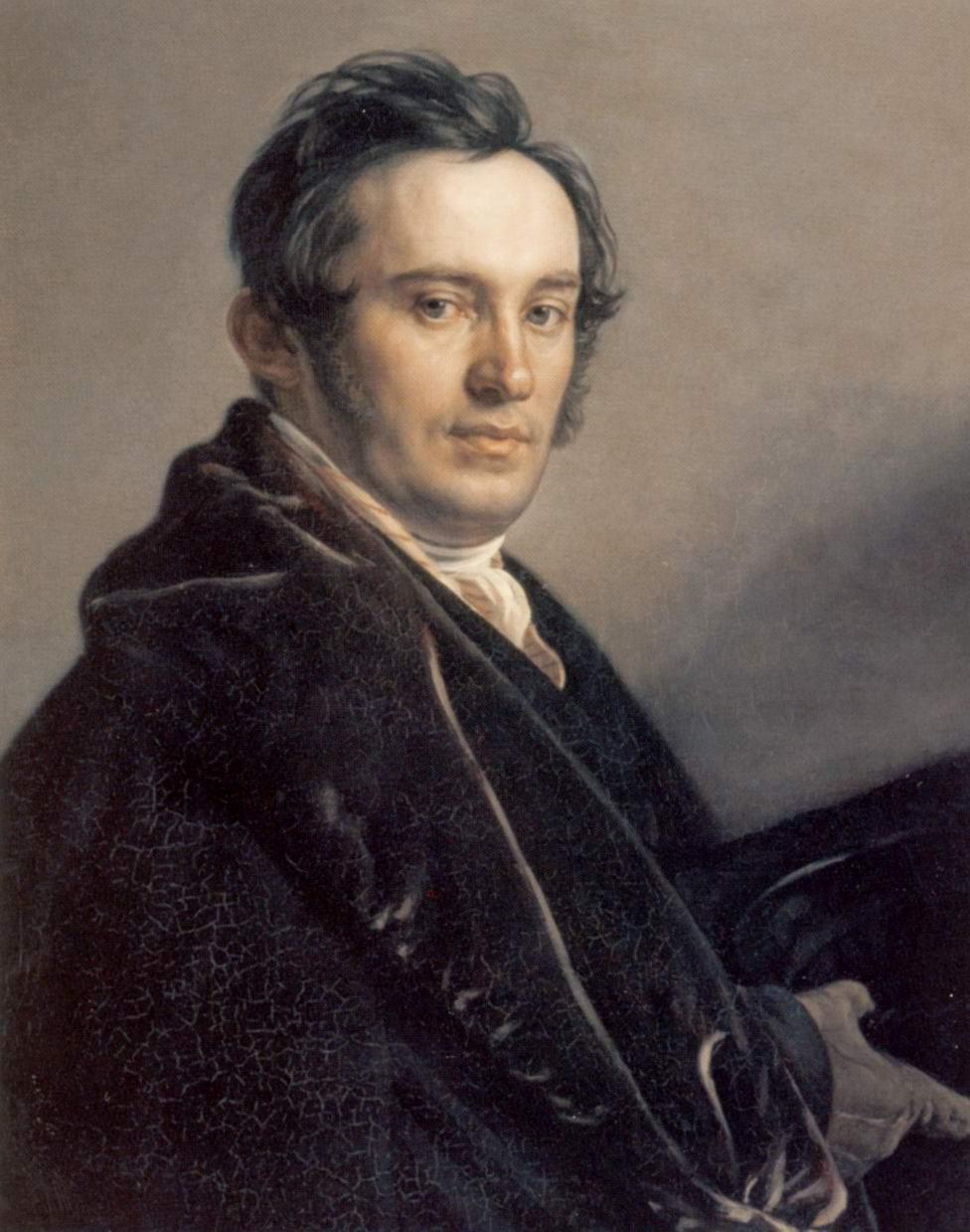 Портрет Василия Ивановича Григоровича, Варнек Александр Григорьевич