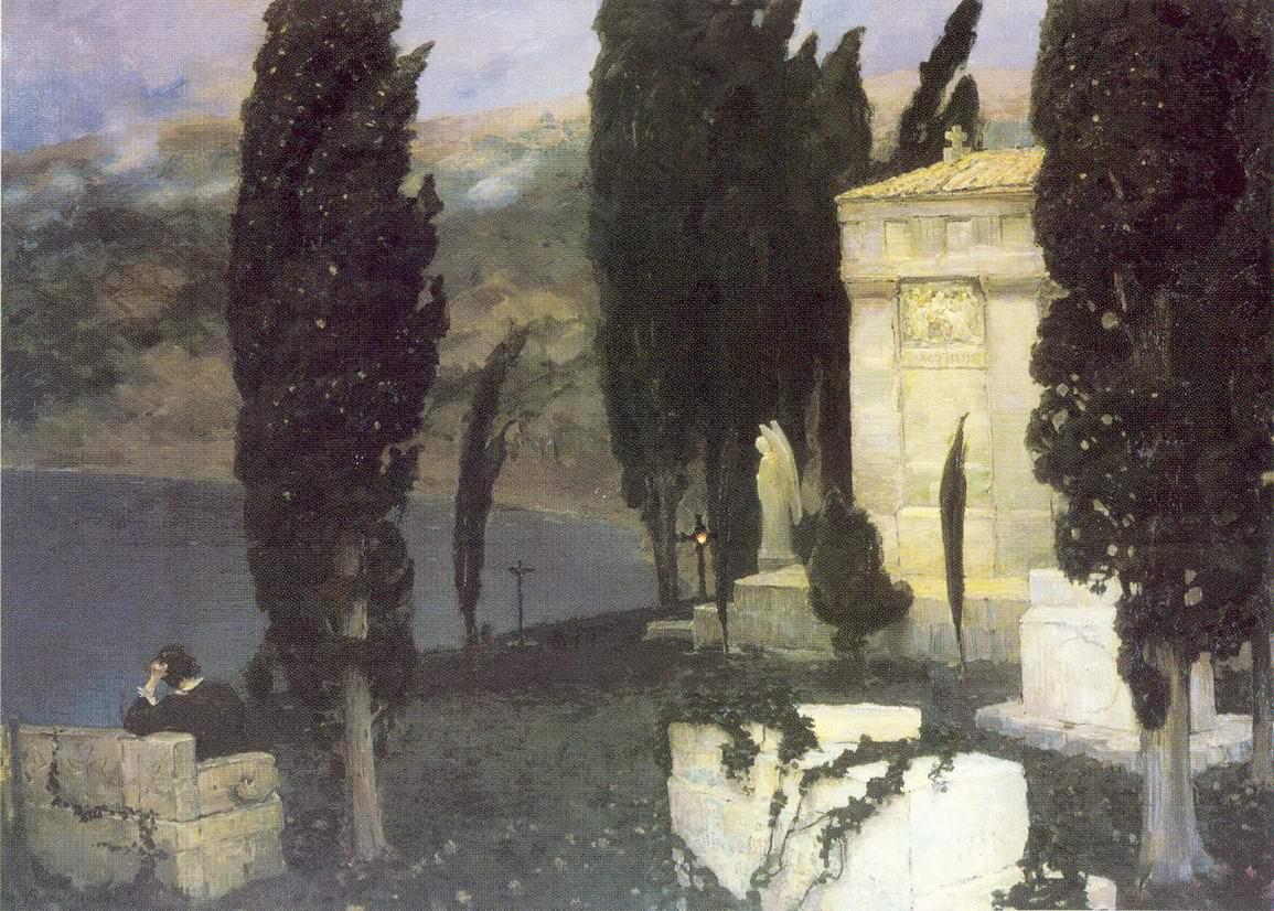 Элегия, Васнецов Аполлинарий Михайлович