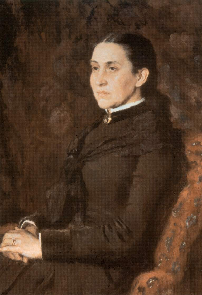 Портрет Елизаветы Григорьевны Мамонтовой, Васнецов Виктор Михайлович