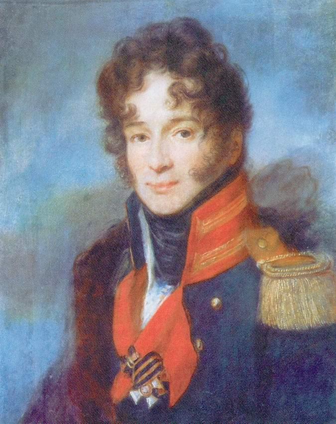 Портрет командира лейб-гвардии Драгунского полка П. А. Чичерина, Венецианов Алексей Гаврилович