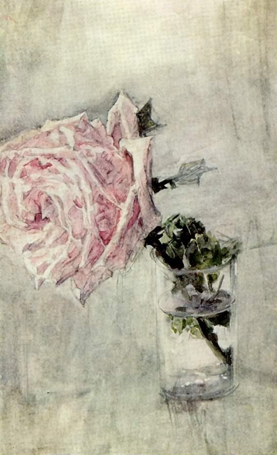 Роза, Врубель Михаил Александрович