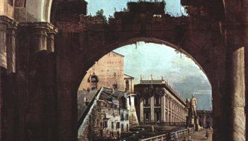 Римское каприччио, Капитолий