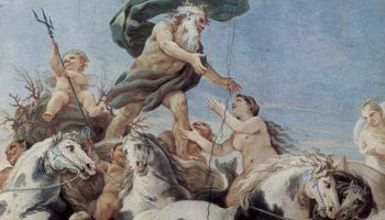 Триумфальная процессия Нептуна