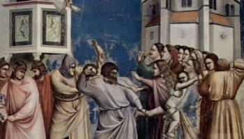 Избиение младенцев. Сцены из жизни Христа