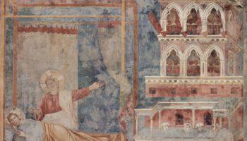 Мечта о дворце. Легенда о святом Франциске