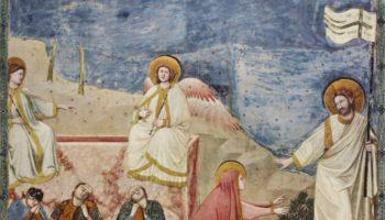 Воскресение (Не прикасайся ко Мне). Сцены из Жизни Христа