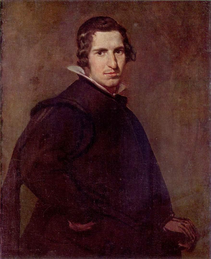 Портрет молодого испанца, Диего Веласкес