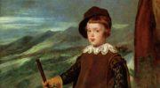 Портрет принца Бальтазара Карлоса в охотничьем костюме