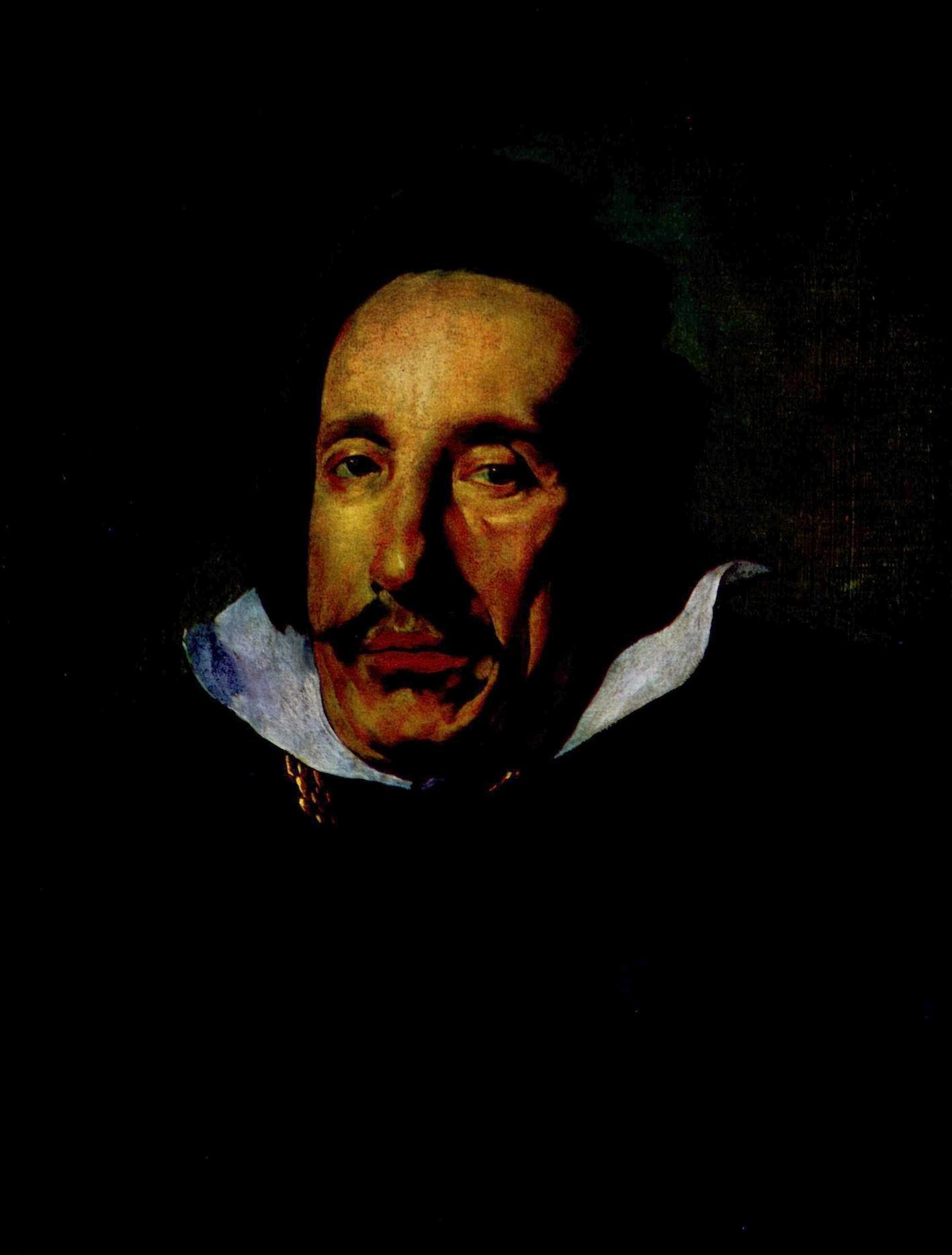 Портрет дворянина, Диего Веласкес