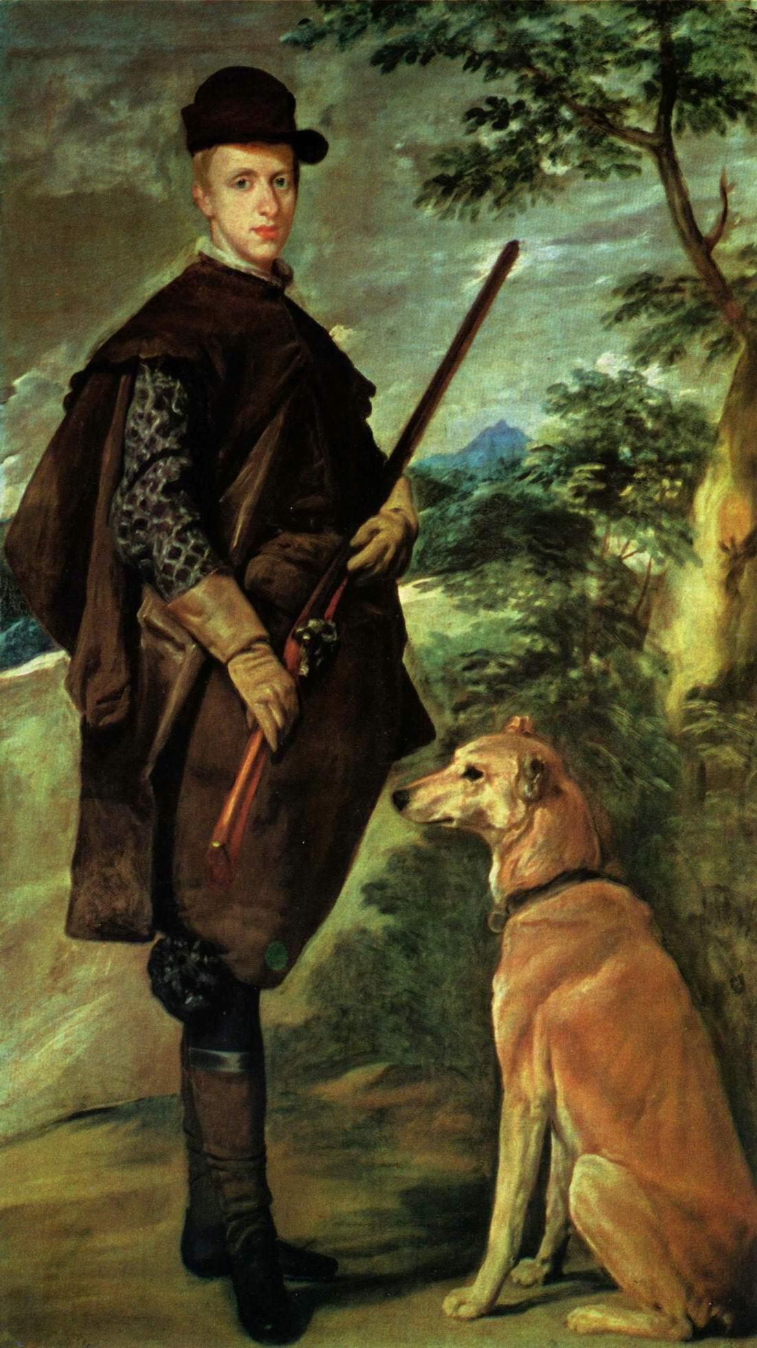 Портрет инфанта дона Фернандо Австрийского, Диего Веласкес