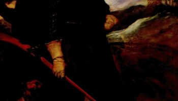 Портрет Филиппа IV в охотничьем костюме