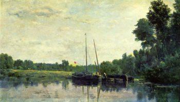 Лодки на Уазе