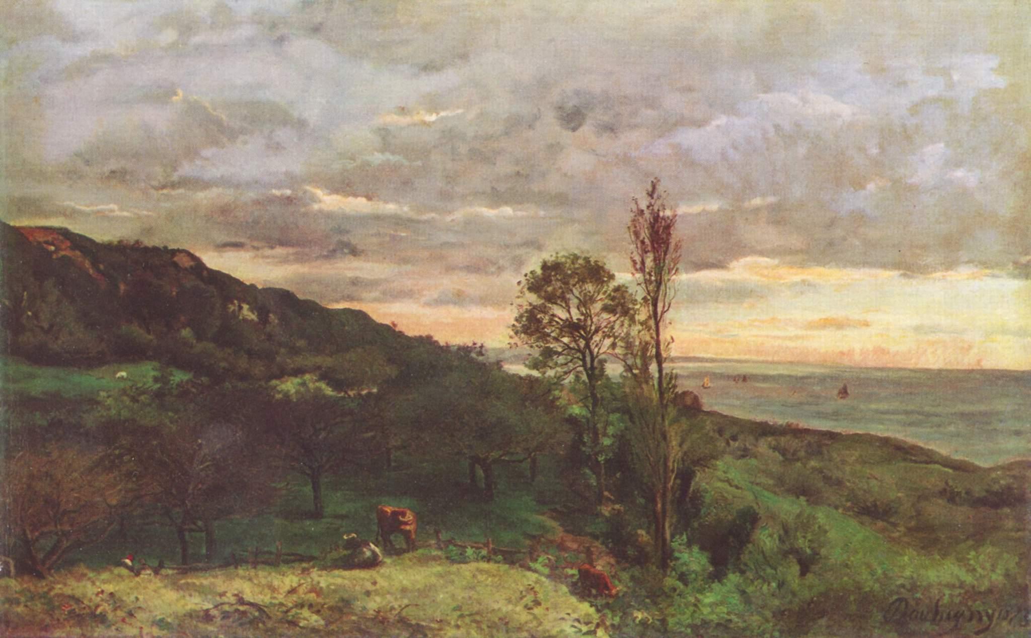 Окрестности Вилервиля, Добиньи Шарль-Франсуа