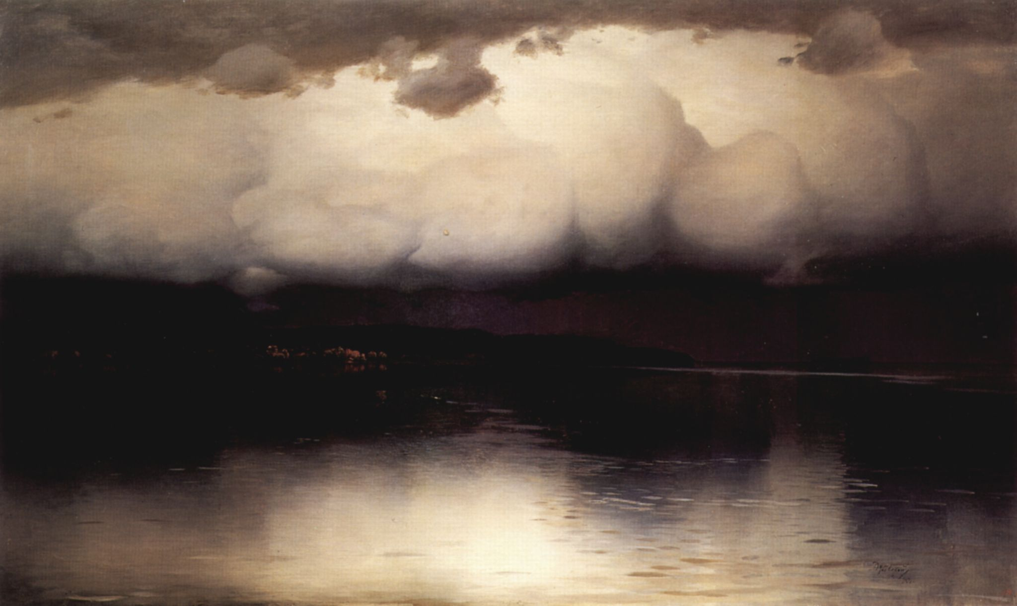 Штиль перед бурей, Дубовской Николай Никанорович