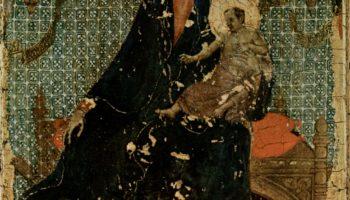 Мадонна францисканцев