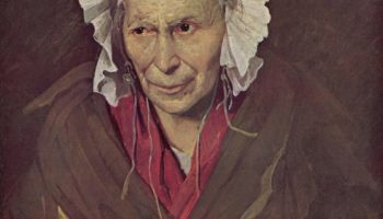 Сумасшедшая старуха. Портрет одержимой завистью
