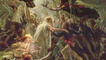 Апофеоз французских героев, павших в войне за независимость родины