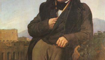 Портрет Шатобриана