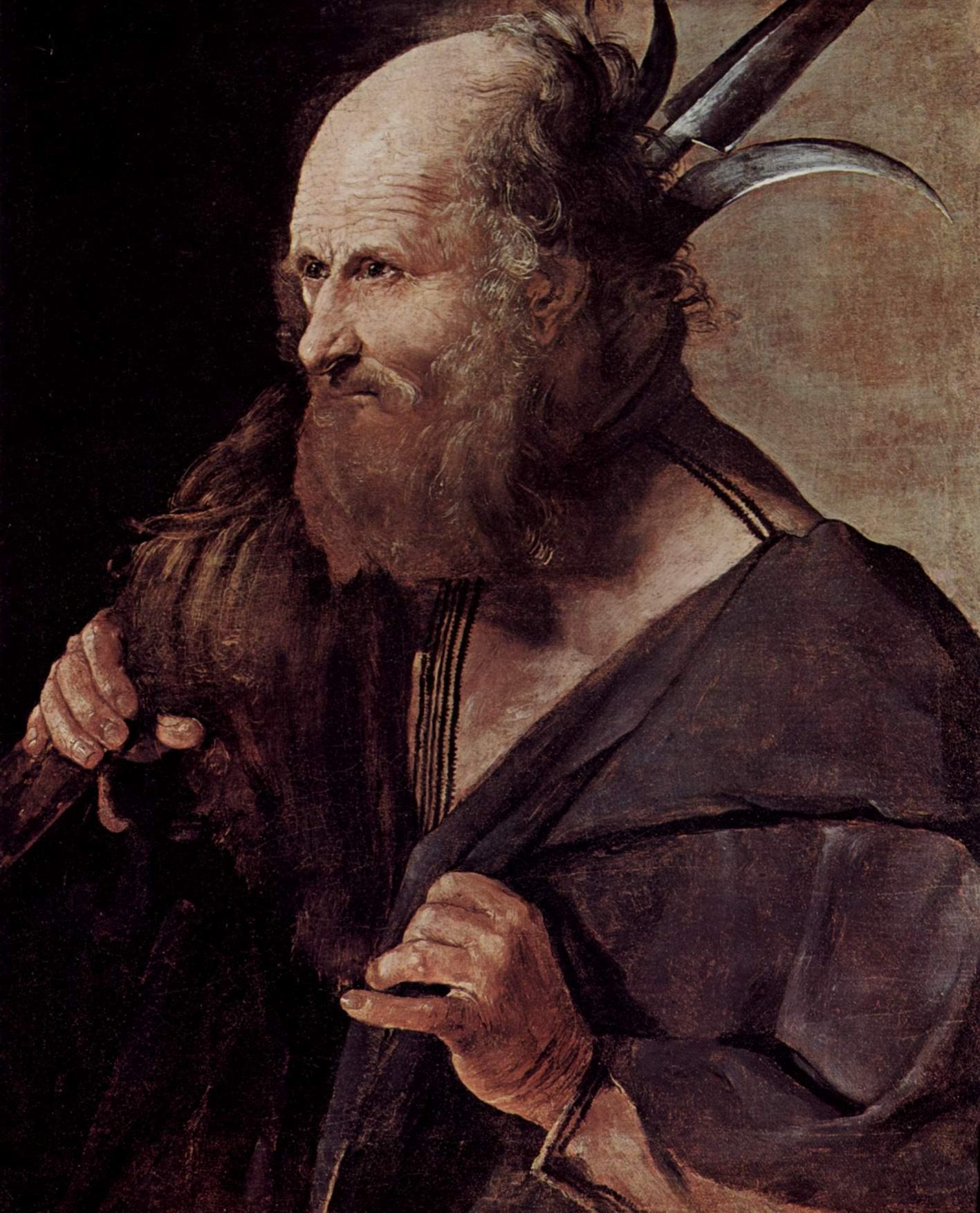 Апостол Иуда Иаковлев, Жорж Де Ла Тур
