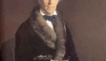 Портрет художника и скульптора Федора Петровича Толстого, вице-президента Академии художеств