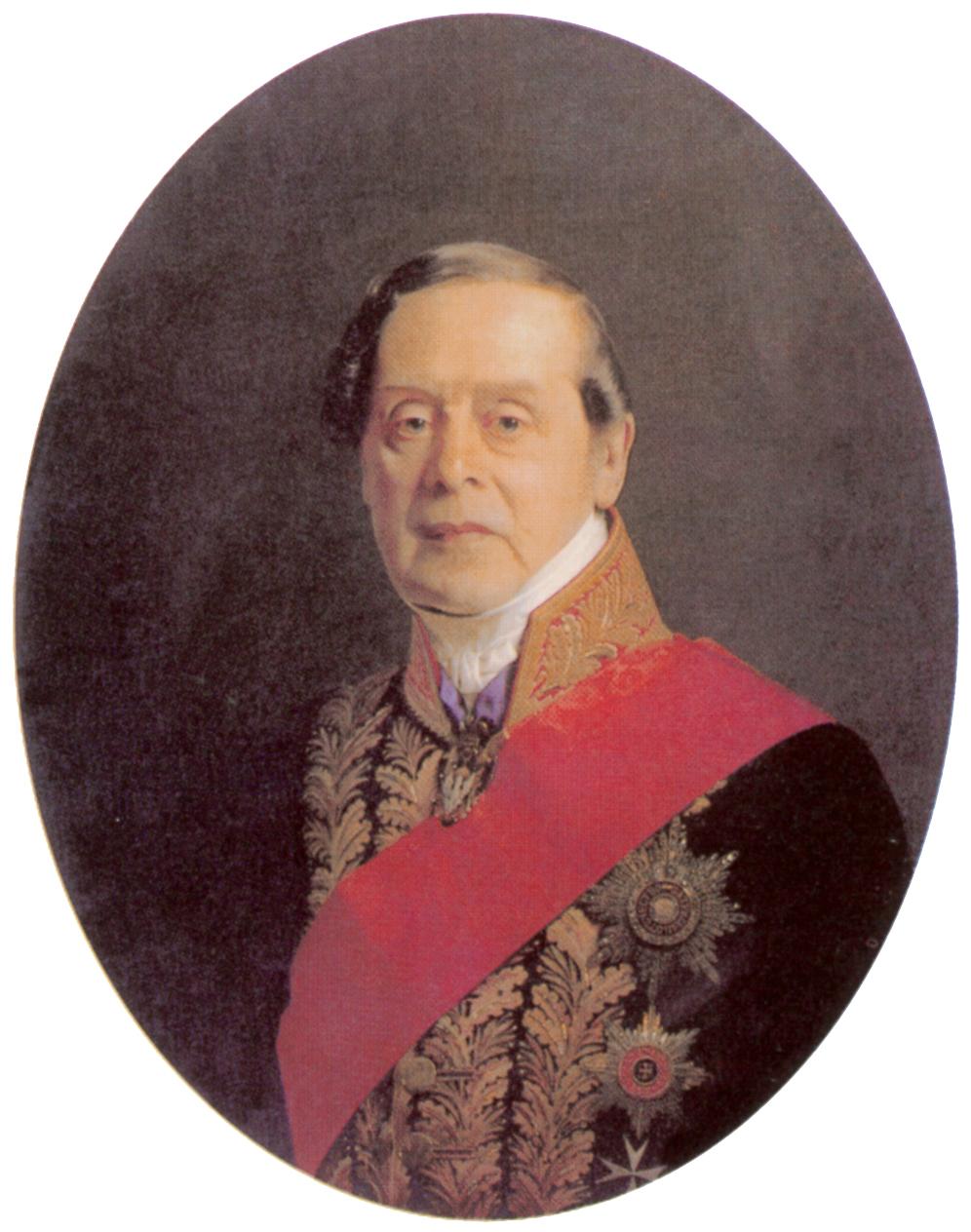 Портрет Александра Сергеевича Танеева, Зарянко Сергей Константинович
