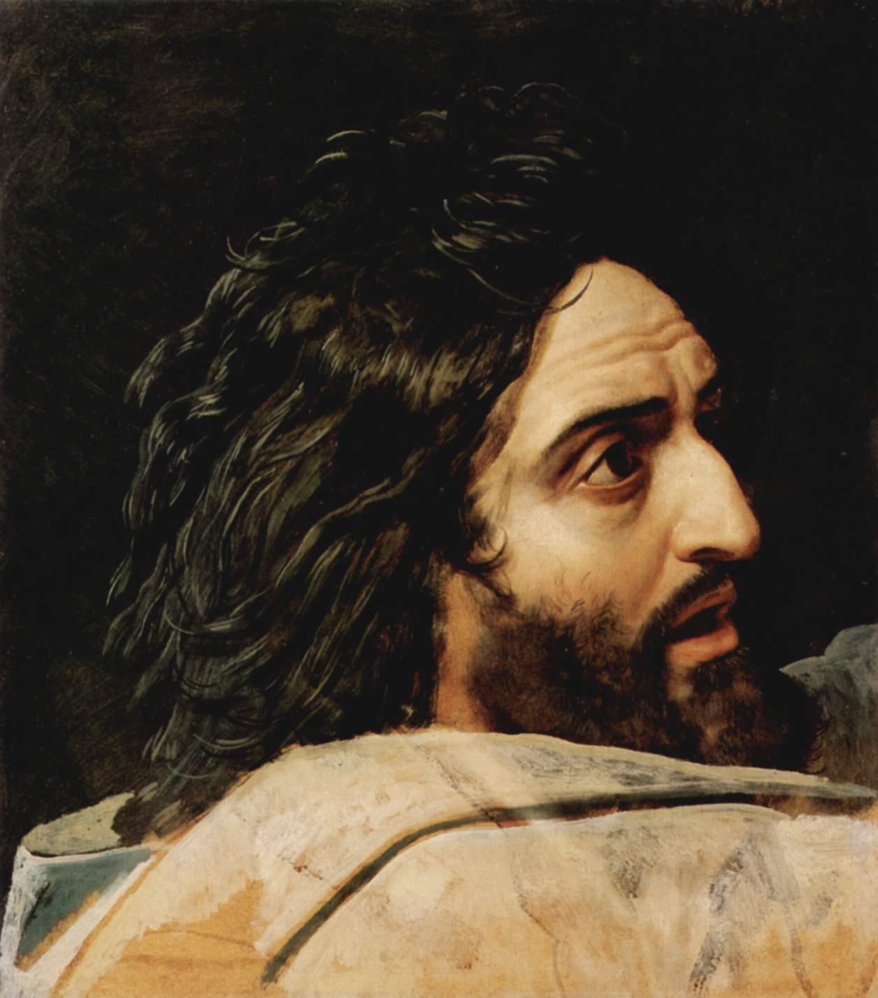 Голова Иоанна Крестителя, Иванов Александр Андреевич