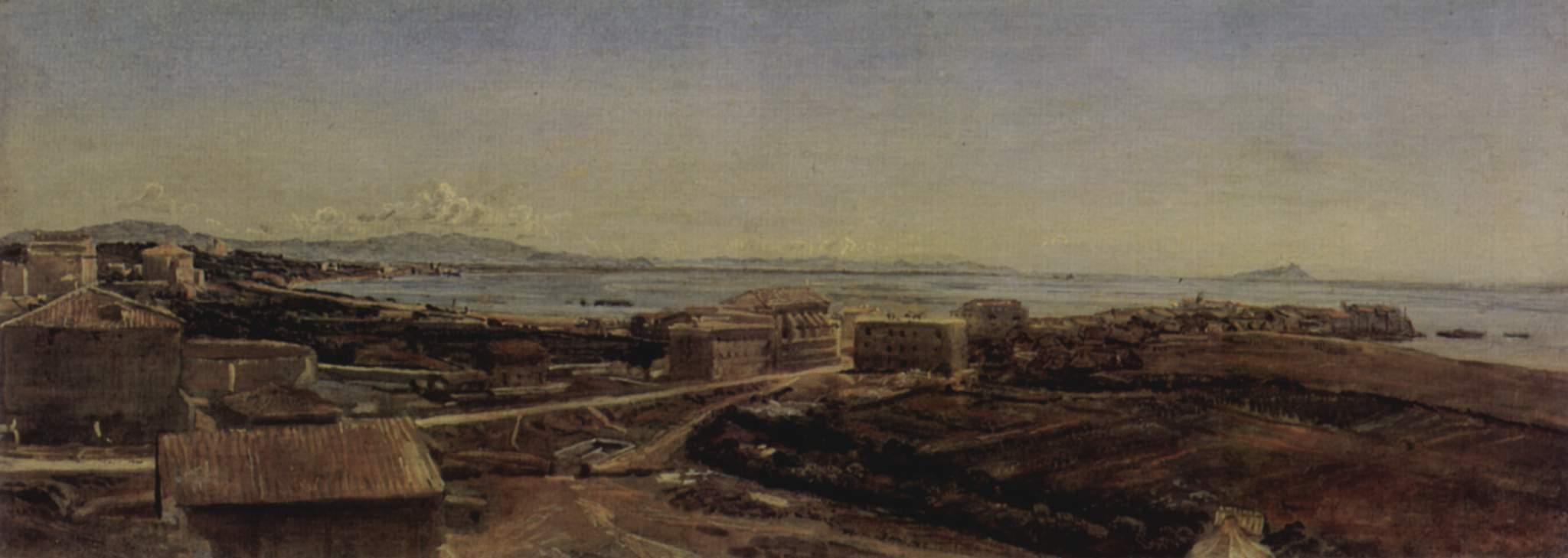 Торре дель Греко близ Помпеи, Иванов Александр Андреевич