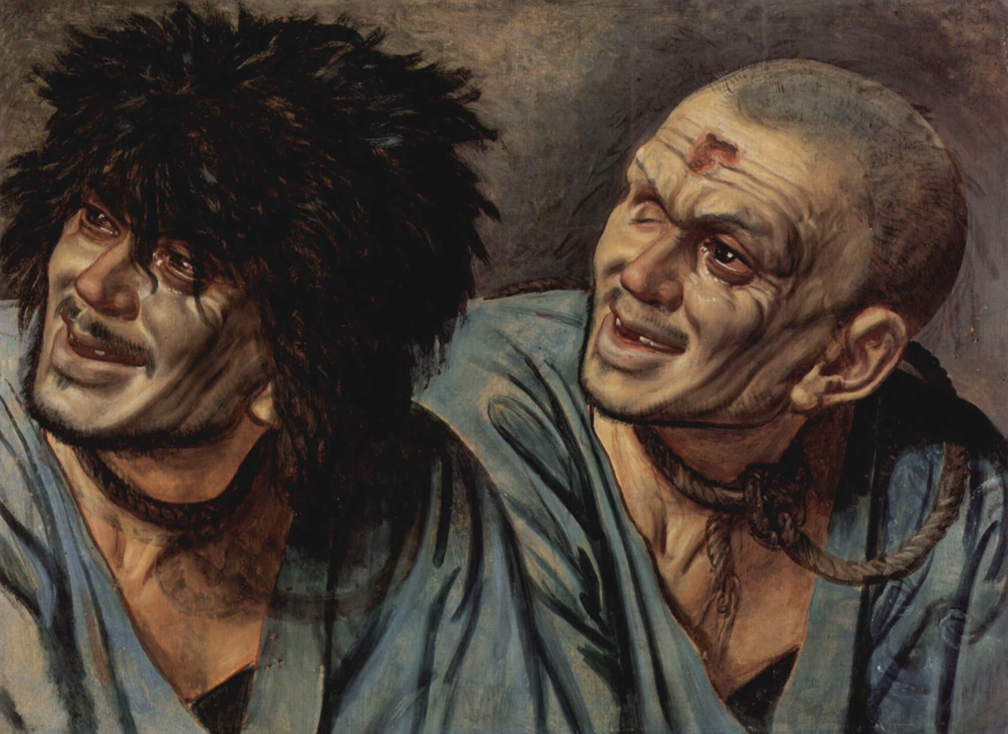 Два варианта головы раба, Иванов Александр Андреевич