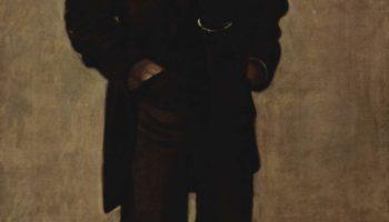 Мыслитель, портрет Луиса Н. Кентона