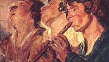 Странствующие музыканты