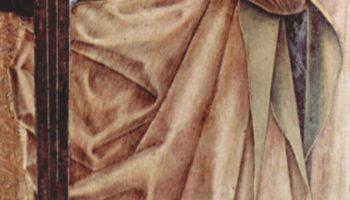 Центральный алтарь кафедрального собора в Асколи, полиптих, правая створка внешняя сторона  св. Павел