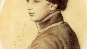 Портрет В. П. (?) Орлова-Давыдова