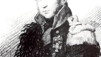 Портрет Петра Алексеевича Оленина