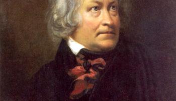 Портрет скульптора Бартеля Торвальдсена