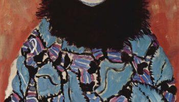 Портрет Иоганны Штауде (незавершенное)