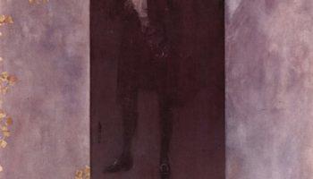 Портрет актера Йозефа Левински в роли дона Карлоса