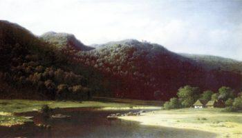 Долина реки Аа в Лифляндии