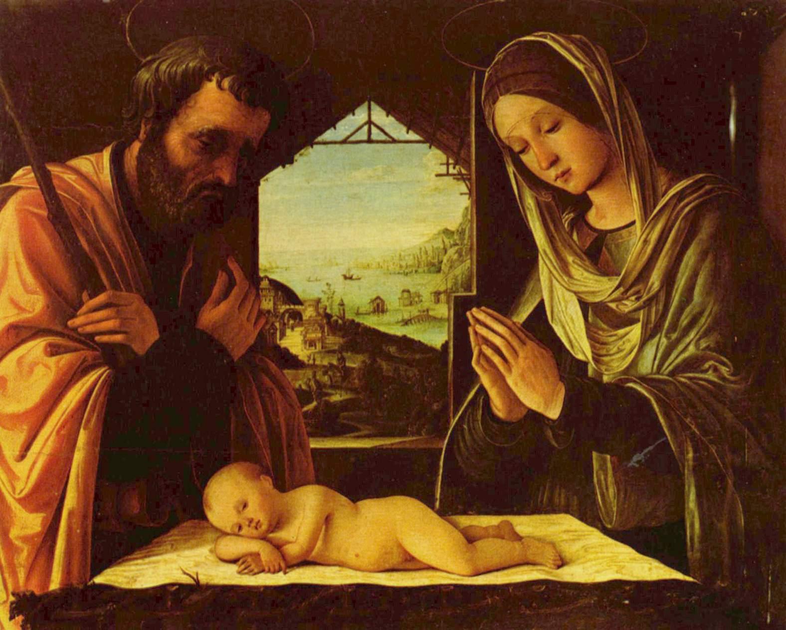 Святое семейство, Коста Лоренцо