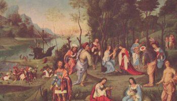 Аллегория двора Изабеллы д'Эсте