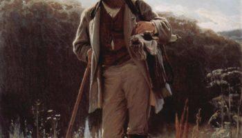Портрет художника Ивана Ивановича Шишкина