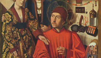 Ювелир в своей лавке (святой Элигий)