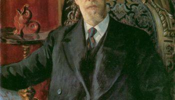 Портрет Николая Карловича фон Мекка