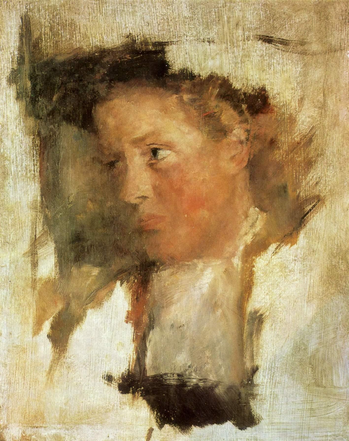 Крестьянка из Мисбаха, Лейбль Вильгельм Мария Хубертус