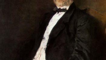 Портрет Иоганна Генриха Палленберга